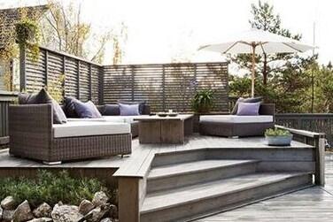 Endringer i bestemmelsene om tilbygg og terrasser